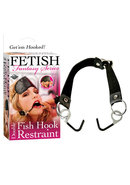 Fetish Fantasy Double Fish Hook Restraint Black